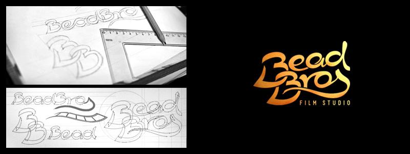Proces powstawania nowego logo BeadBros studio