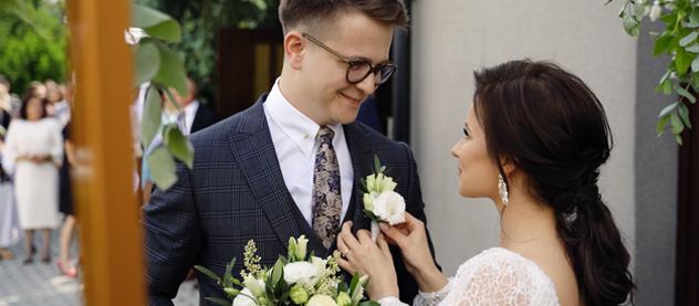 teledysk ślubny Kasi i Konrada